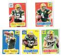 2015 Topps Heritage Football - GREEN BAY PACKERS
