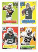 2015 Topps Heritage Football - NEW YORK JETS