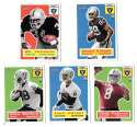 2015 Topps Heritage Football - OAKLAND RAIDERS