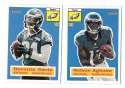 2015 Topps Heritage Football - PHILADELPHIA EAGLES