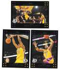 2007-08 Topps Basketball - Los Angeles Lakers
