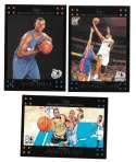 2007-08 Topps Basketball - Washington Wizards