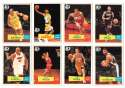 2007-08 Topps Basketball 1957-58 Variations 50 card set w/ Kevin Durant RC