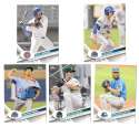 2017 Topps Pro Debut - CHICAGO CUBS Team Set