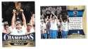 2011-12 NBA Hoops 279 Dallas Mavericks SP (Championship)
