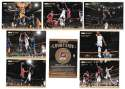 2012-13 Hoops Courtside 20 card complete insert set