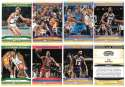 2012-13 Hoops Franchise Greats 20 card complete insert set