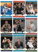 2012-13 Hoops 2 Artist Proof and 7 Glossy cards