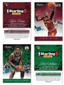 2012-13 Panini Prestige NBA Starting 5 #4 KYRIE IRVING Rated Rookie + Sullinger