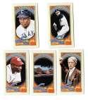 2014 Panini Golden Age Mini Hindu Brown Back - NON MLB Cards
