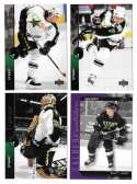 1994-95 Upper Deck Hockey Team Set - Dallas Stars