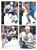 1994-95 Upper Deck Hockey Team Set - Edmonton Oilers