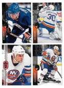 1994-95 Upper Deck Hockey Team Set - New York Islanders