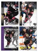 1994-95 Upper Deck Hockey Team Set - Ottawa Senators