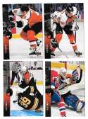 1994-95 Upper Deck Hockey Team Set - Philadelphia Flyers