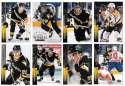 1994-95 Upper Deck Hockey Team Set - Pittsburgh Penguins