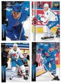 1994-95 Upper Deck Hockey Team Set - Quebec Nordiques