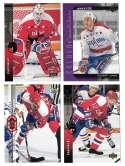 1994-95 Upper Deck Hockey Team Set - Washington Capitals