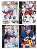 1994-95 Upper Deck Hockey Team Set - Winnipeg Jets