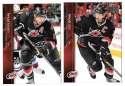 2015-16 Upper Deck (Base) Hockey Team Set - Carolina Hurricanes