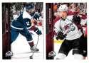 2015-16 Upper Deck (Base) Hockey Team Set - Colorado Avalanche