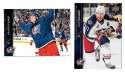 2015-16 Upper Deck (Base) Hockey Team Set - Columbus Blue Jackets