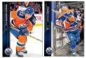 2015-16 Upper Deck (Base) Hockey Team Set - Edmonton Oilers