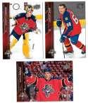 2015-16 Upper Deck (Base) Hockey Team Set - Florida Panthers