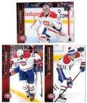 2015-16 Upper Deck (Base) Hockey Team Set - Montreal Canadiens