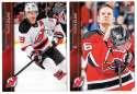 2015-16 Upper Deck (Base) Hockey Team Set - New Jersey Devils