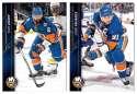 2015-16 Upper Deck (Base) Hockey Team Set - New York Islanders