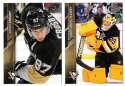 2015-16 Upper Deck (Base) Hockey Team Set - Pittsburgh Penguins