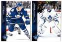 2015-16 Upper Deck (Base) Hockey Team Set - Toronto Maple Leafs