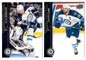 2015-16 Upper Deck (Base) Hockey Team Set - Winnipeg Jets