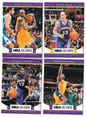 2012-13 NBA Hoops Team Set - Los Angeles Lakers