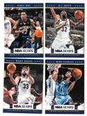 2012-13 NBA Hoops Team Set - Memphis Grizzlies