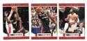 2012-13 NBA Hoops Team Set - Miami Heat