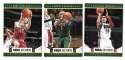 2012-13 NBA Hoops Team Set - Milwaukee Bucks