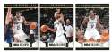2012-13 NBA Hoops Team Set - San Antonio Spurs