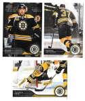 2014-15 Upper Deck (Base) Hockey Team Set - Boston Bruins