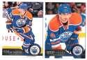 2014-15 Upper Deck (Base) Hockey Team Set - Edmonton Oilers