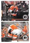 2014-15 Upper Deck (Base) Hockey Team Set - Philadelphia Flyers