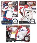 2014-15 Upper Deck (Base) Hockey Team Set - Washington Capitals