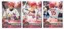 2017 Topps Bunt - ST LOUIS CARDINALS Team Set