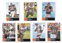 2010 Topps Magic (1-248) Football - CLEVELAND BROWNS