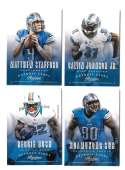 2013 Prestige Football (1-300) - DETROIT LIONS