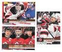 2012-13 Upper Deck (Base 1-200) Hockey Team Set - New Jersey Devils