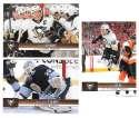 2012-13 Upper Deck (Base 1-200) Hockey Team Set - Pittsburgh Penguins