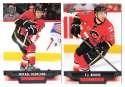 2013-14 Upper Deck (Base) Hockey Team Set - Calgary Flames