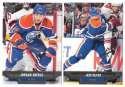2013-14 Upper Deck (Base) Hockey Team Set - Edmonton Oilers
